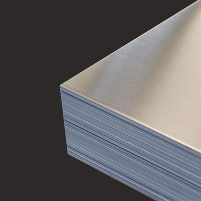 Alluminio in Lamiera